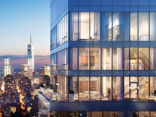 Appartement Rupert Murdoch Manhattan