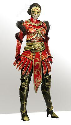 gw2 how to get vipers armor