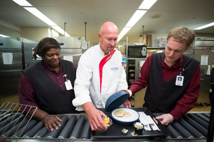Sodexo Food Service Managers are Collaborative Leaders with a Passion for Service