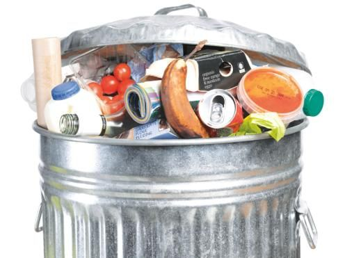 Desperdicio  de comida: La mitad de los alimentos que  compramos acaba en la basura