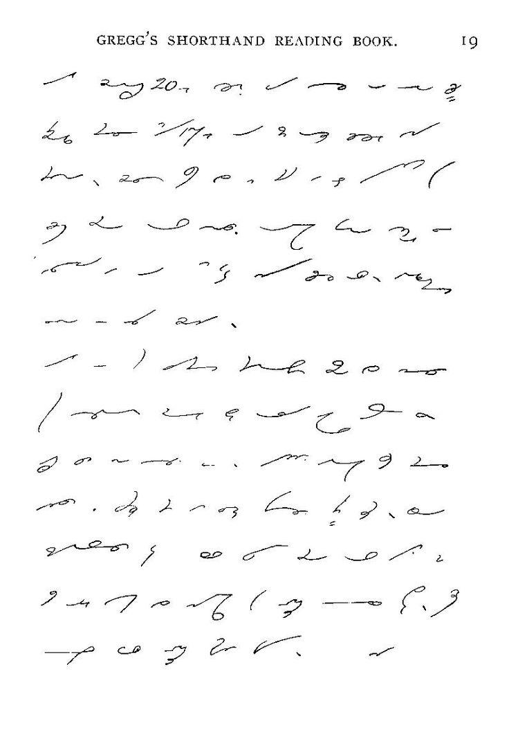 42 best shorthand images on pinterest greggs penmanship and greggs shorthand reading book 1900 buycottarizona