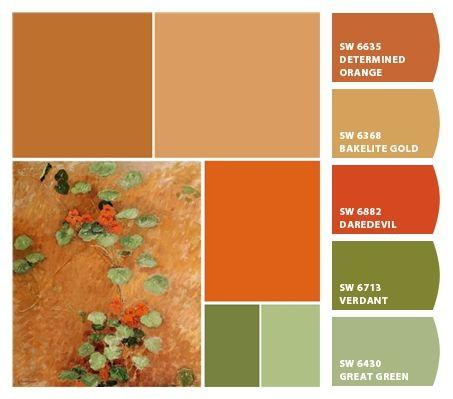144 Best Determined Orange Copper Harbor Naive Peach