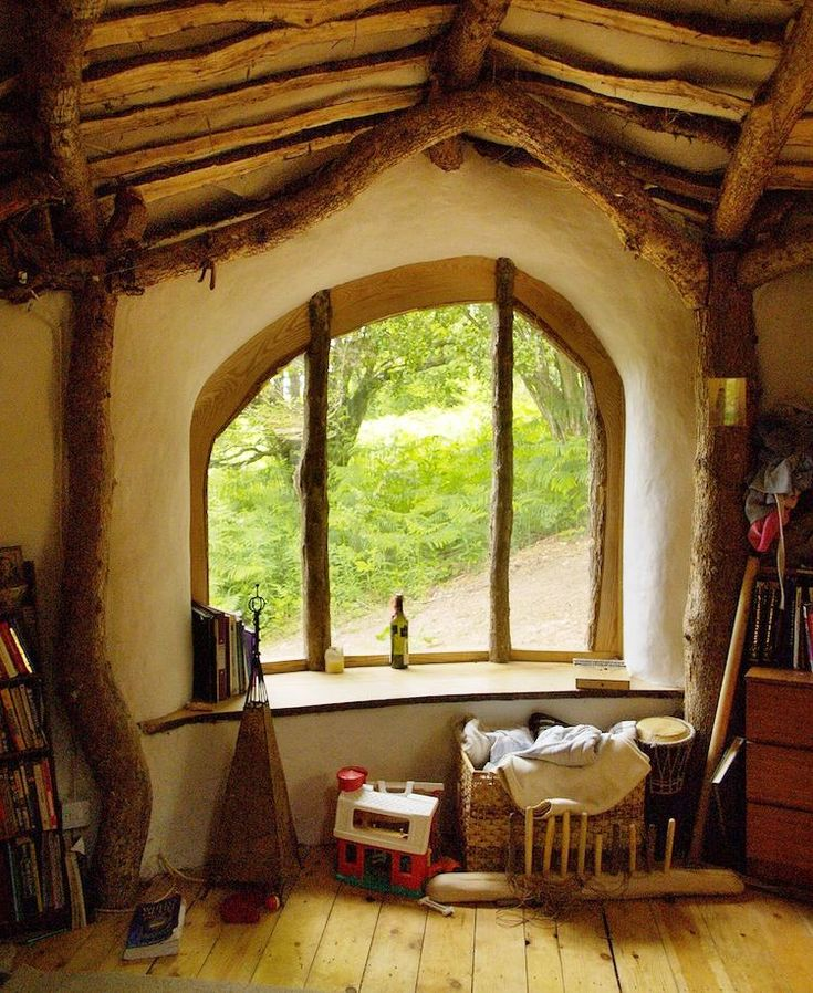 the eco friendly hobbit house of wales. beautiful ideas. Home Design Ideas