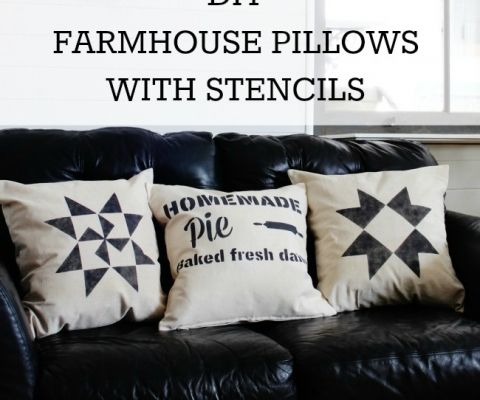 Galvanized and Metal Decor feels right at home in a farmhouse style home! See 15+ inspiring ideas for yours at Knick of Time!