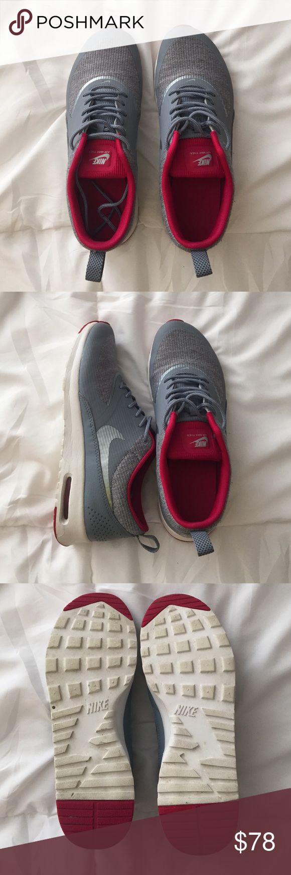 nike air max theas GREAT CONDITION; these were customized so thats why the price is higher!! Nike Shoes Athletic Shoes