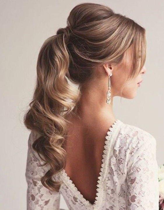 Wedding Hair Styles 2019  #hairstyles #braidedhair #braided #hair