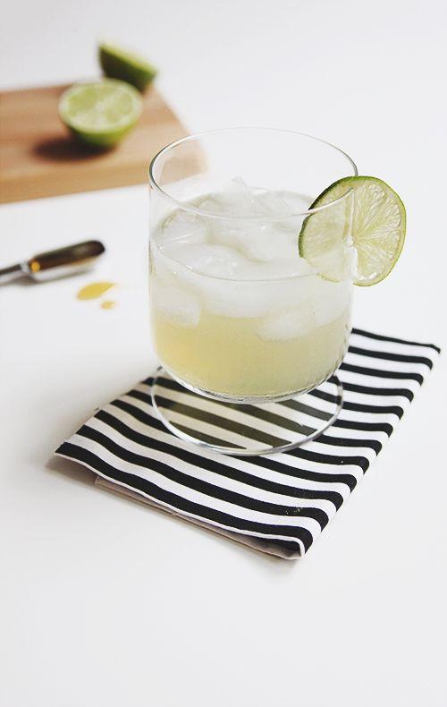 Single Serving Margarita | @thefauxmartha