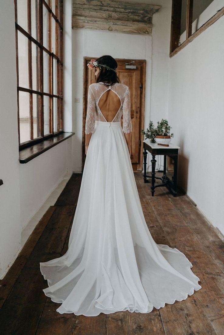 Seu vestido de noiva exclusivo feito sob medida, feito à mão com os melhores tecidos e …   – Brautkleider