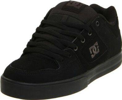 DC skate black classic