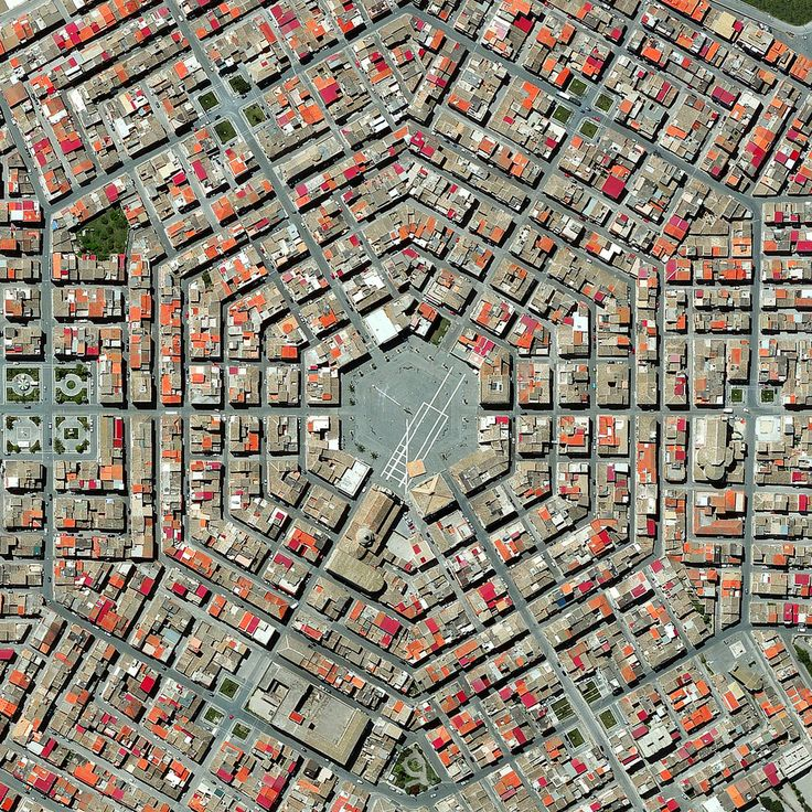 Gallery of Civilization in Perspective: Capturing the World From Above - 13