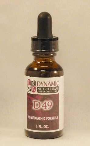 Natural Home Remedy for Sinus Inflammation   D-49 Homeopathic www.eVitaminmarket.com