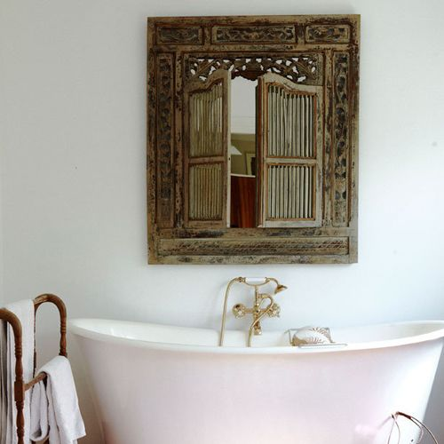 109 Best Curvy Bath Mirror Images On Pinterest