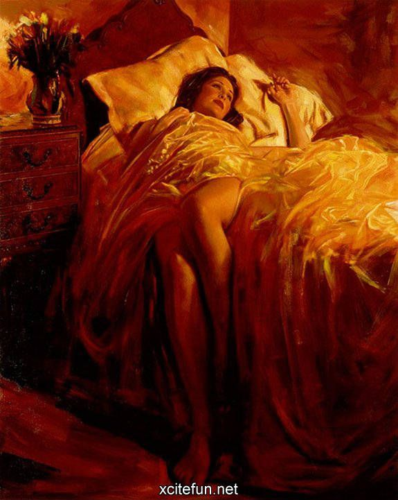 Essence of Women Realistic Paintings | Paintings | Pinterest
