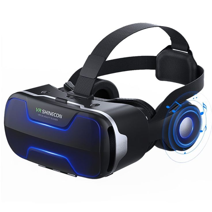 #VRHeadset for #iPhone and #Android Phone with Stereo Headphones #VirtualReality Glasses Goggles Provide 360 Panorama for VR Games 3D HD Movies Compatible with #iPhoneX 8 7 6 plus 6s Smartphones http://amzn.to/2EgyavB