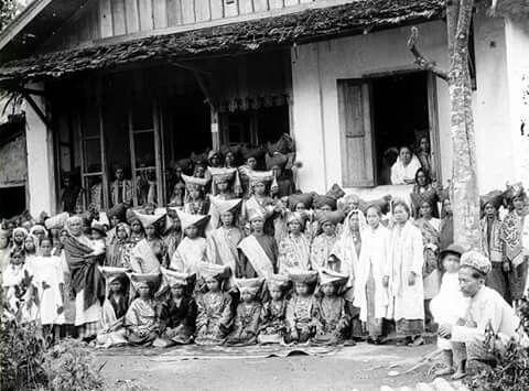 Minangkabau woman