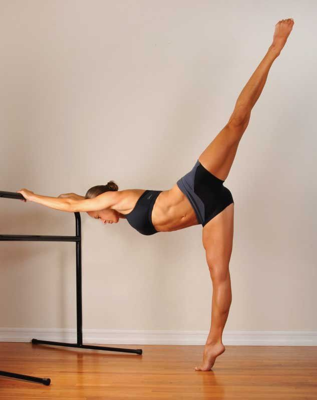 Ballet Barre Exercises/ Workout......SO GREAT!!!