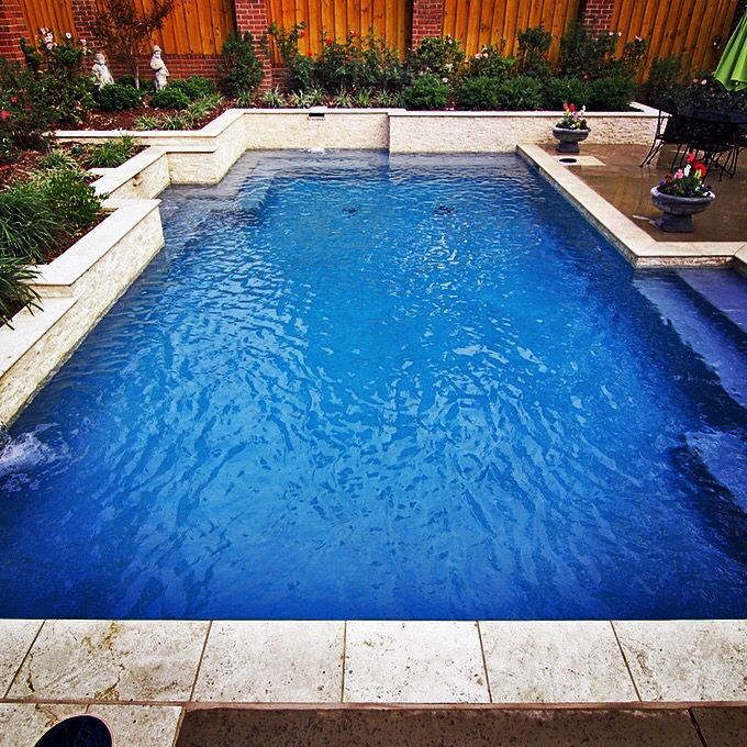 42 best straight line pools images on pinterest decking for Pool design 1970
