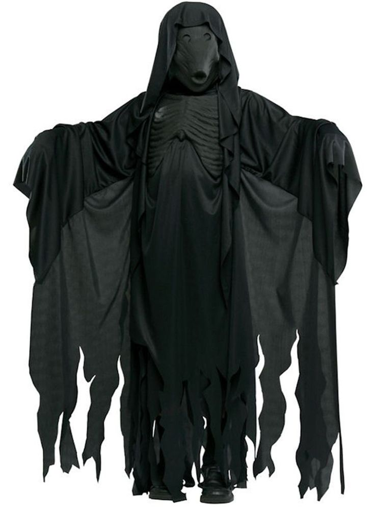 Disfraz de Dementor Harry Potter infantil