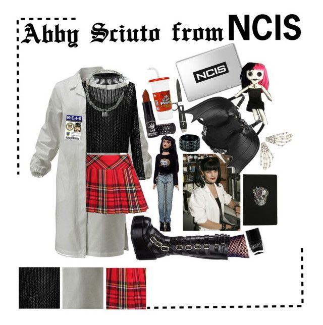 """NCIS"" by melaccamarina on Polyvore featuring moda, Vince Camuto, Beautiful People, Manic Panic, Nails Inc., D.L. & Co. e Tiffany & Co."