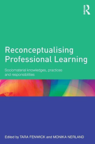 A cutting-edge, deep dive into research on professional learning.  Reconceptualising Professional Learning: Sociomaterial knowledges, practices and responsibilities by Tara Fenwick http://www.amazon.ca/dp/0415815789/ref=cm_sw_r_pi_dp_Hj8vub0WP0R9S