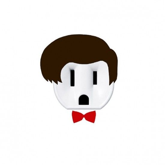 11th Doctor outlet decal