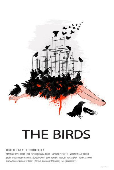 The Birds (1963)  by Matthew Dupuis