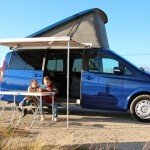 Our Westfalia Camper Van, way too much fun, home away form home, a great way to travel Europe