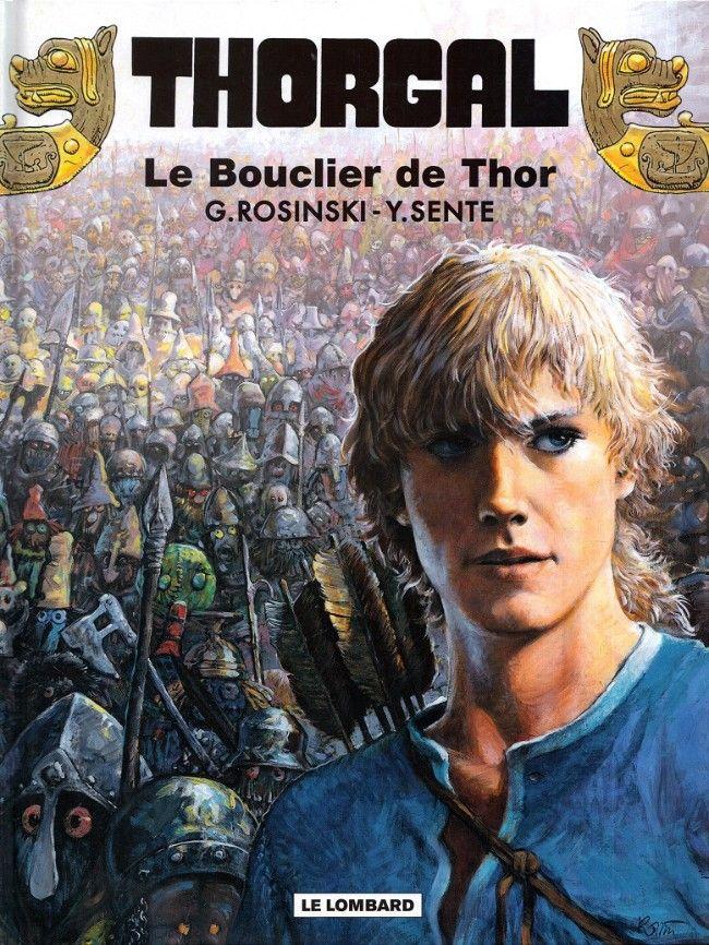 Couverture de Thorgal -31- Le Bouclier de Thor