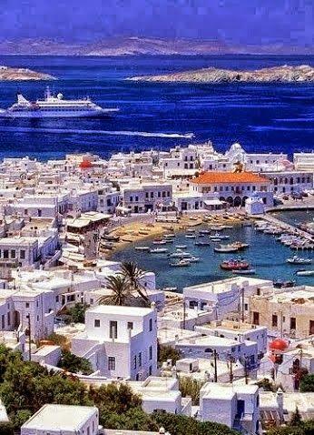 Shan Hussain - Google+ - Amazing place,Greece
