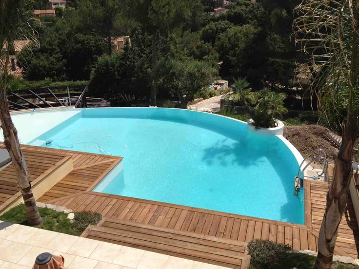 Best Carrelage Piscine Images On   Swimming Pools
