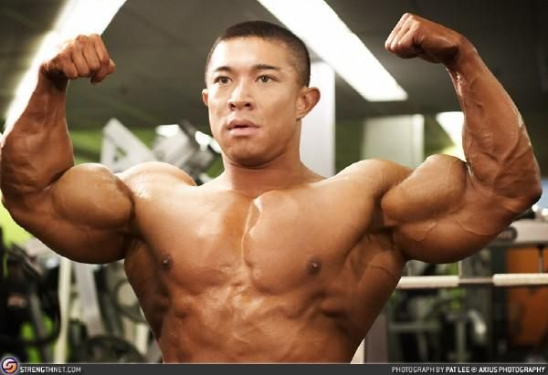 Would like Video clips of asian bodybuilding workouts join. was