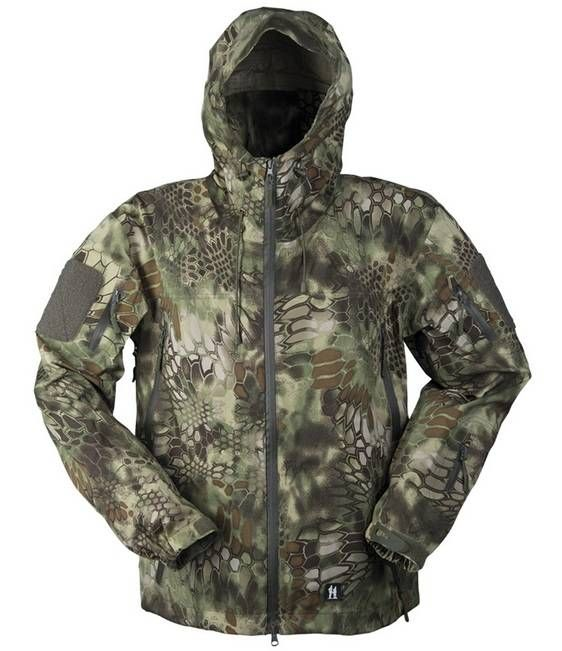 Mil-Tec Hardshell Jacke Breathable, Mandra Wood / mehr Infos auf: www.Guntia-Militaria-Shop.de