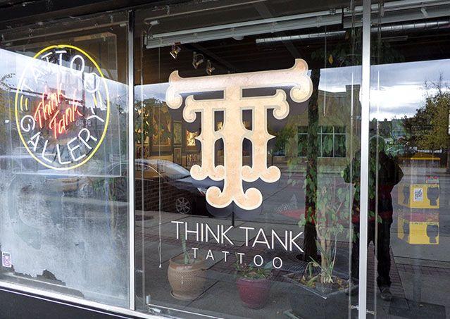 Tattoo Shops Denver
