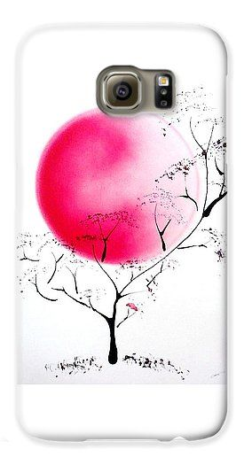 Joy Of Life Galaxy S6 Case Printed with Fine Art spray painting image Joy Of Life by Nandor Molnar (When you visit the Shop, change the orientation, background color and image size as you wish)