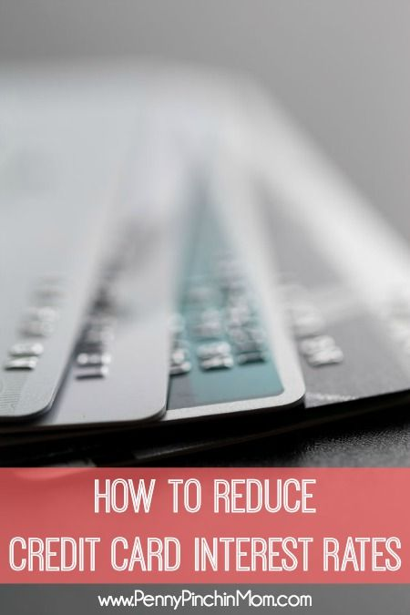 Did you know you can actually try to reduce your credit card interest rates?  That can really help you when trying to get out of debt!  Learn the tips you NEED to know before you pick up the phone and make a call.