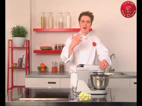 Recette de Pâte à brioche au robot facile et rapide