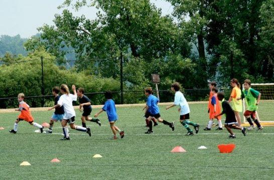 El ejercicio físico en la infancia y adolescencia.