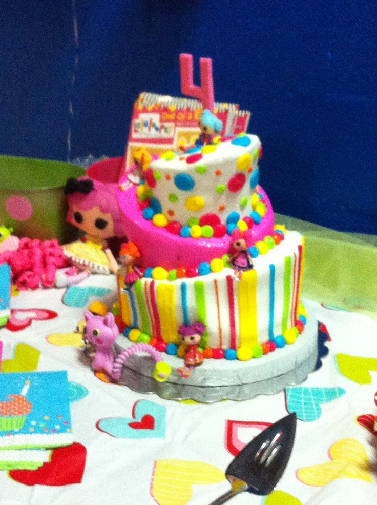 Lalaloopsy Birthday Cake BranYou Need To Make This For My Niece