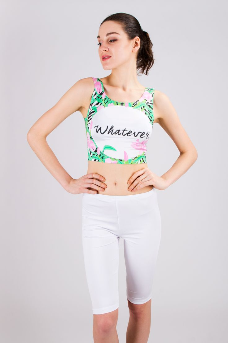 This Whatever Crop Top can be found on the No. 1 Women's Clothing Designs platform... PINKCESS. Hot and youthful fashion... without borders! http://www.pinkcess.com/yellow-wave-crop-top_p79808612   #pinkcess #top #croptop #fashion #whatever # flower