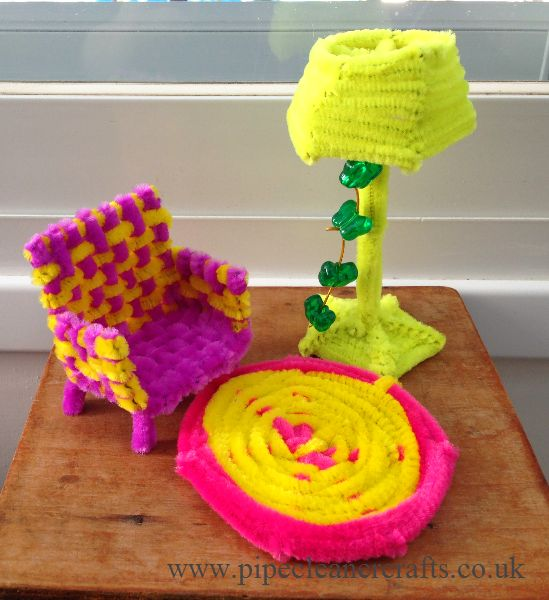 17 best images about pipe cleaners on pinterest toilets for Easter crafts pipe cleaners