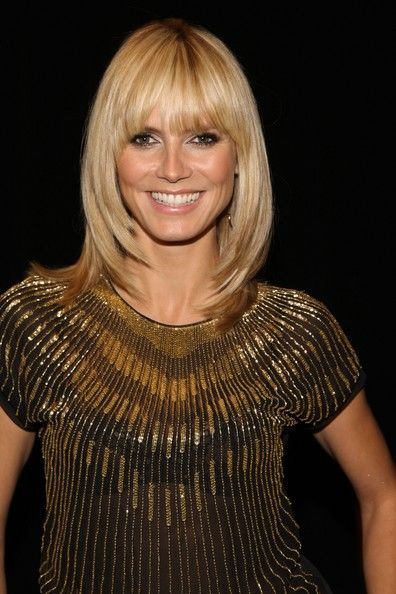 probably my favorite heidi hair. the perfect shade of sun-kissed blonde.