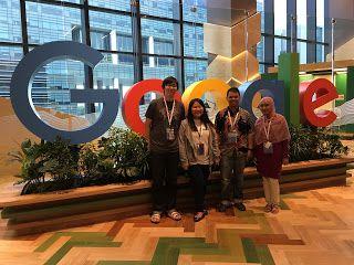 Pertemuan Para Kontributor Utama berbagi pengetahuan dan pengalaman menolong pengguna produk Google melalui forum.
