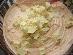 Pink Guava, White Chocolate & Macadamia Nut Ice Cream Recipe. Yum!