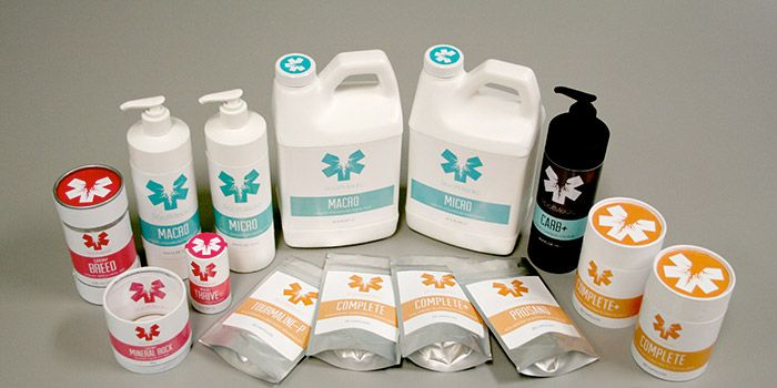 RootMedic is an up and coming aquarium fertilizer company that decided it was time for a facelift.