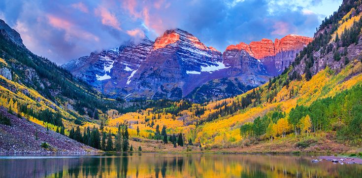 From sea to shining sea // Best Vacation Spots in Every U.S. State via PureWow