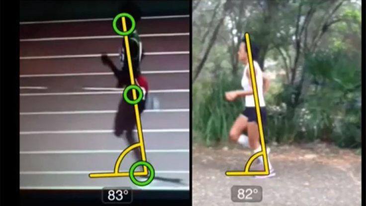 Je kan wel trainen zoveel je wil, maar je loopstijl is minstens zo belangrijk. Dat blijkt ook uit dit filmpje, waarin je een stoomcursus 'loop zoals een olympiër' krijgt.