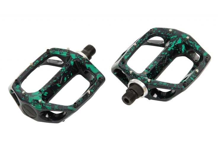 DMR V8 Pedals acid green günstig kaufen bei fahrrad.de