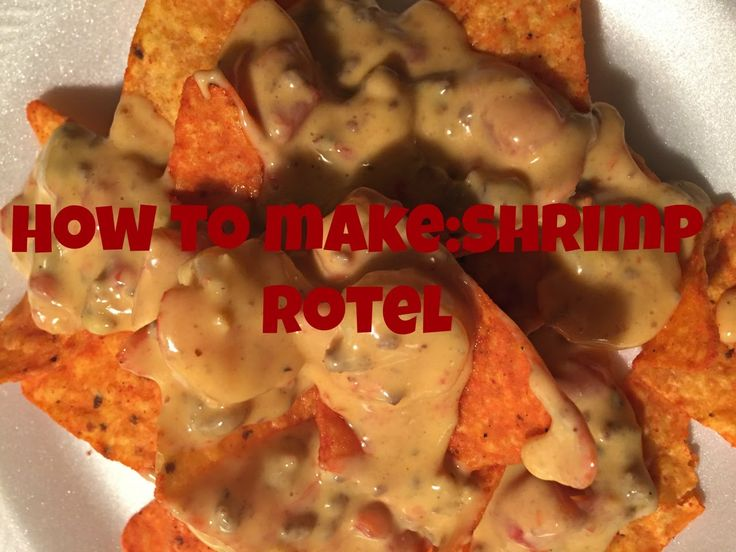 Nice How To Make: Shrimp Rotel #photo #image #food #cook Check more at https://epicchickenrecipes.com/ground-chicken-recipes/how-to-make-shrimp-rotel-photo-image-food-cook/