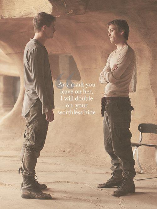 -Ian to Jared