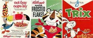 vintage cereals - Bing Images